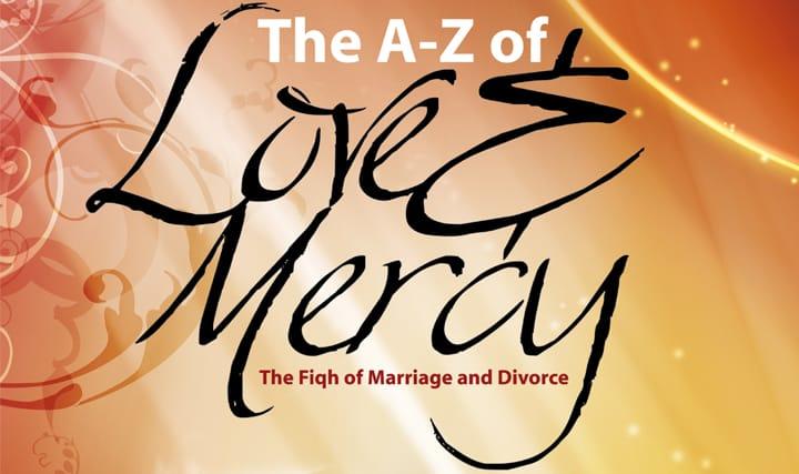 A-Z of Love & Mercy